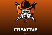 I Will Create stunning Modern and Unique Logo 5 - kwork.com