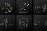 I will design logo for your business 10 - kwork.com