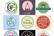 Create a beautiful and inexpensive logo 5 - kwork.com