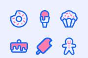 I Will Design Your Custom Icon Set 4 - kwork.com