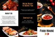 I will create a Unique Designs for Brochures, Flyers, Posters 11 - kwork.com