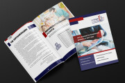 Brochure design 11 - kwork.com