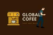 Create a professional and creative logo 12 - kwork.com