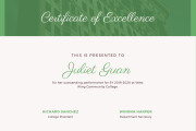 Certificates Design 5 - kwork.com
