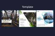 18 web banners templates pack 10 - kwork.com