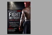 I will design a professional flyer poster 9 - kwork.com