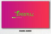 YouTube channel design 5 - kwork.com
