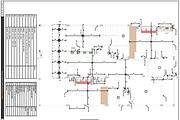 Architecture drawings, Township Layout plans, Residential Floor plans 15 - kwork.com
