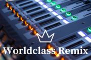 I will remix your song to a worldclass edm or house track 2 - kwork.com