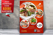 I will design you an attractive flyer for your product or event 6 - kwork.com