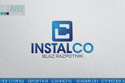 I will create a modern logo, favicon for free 10 - kwork.com