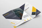 I will do an amazing brochure design 10 - kwork.com