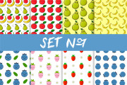 Sell Seamless Patterns Sets 13 - kwork.com