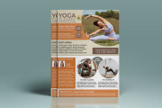 I will design flyers for your business, event, and party 10 - kwork.com