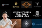 I will design World Class logo for your business or youtube Channel 8 - kwork.com