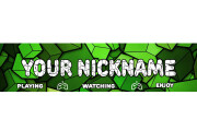 Create a header for YouTube channel 14 - kwork.com