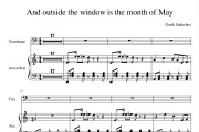 Finding sheet music from audio and video recordings 6 - kwork.com