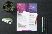 I will design business flyer and brochure in just 4 hours 16 - kwork.com