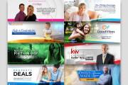 I will design your youtube, facebook and website banner 7 - kwork.com