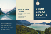 I will design brochures or booklets for you 12 - kwork.com