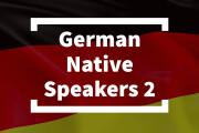 German Native Speakers 5 - kwork.com