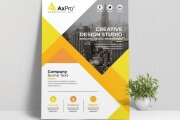I will design business flyer and brochure in just 4 hours 14 - kwork.com