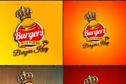 You Will Get Professional , Colourful and Creative Logo Design 13 - kwork.com
