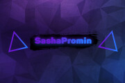 Making channel banner, preview or profile picture 4 - kwork.com