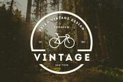 I Will Amazing Vintage Logo Design 9 - kwork.com