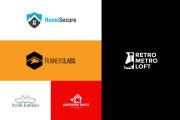 I will do 4 minimalist and modern logo design 5 - kwork.com