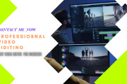 I will do professional video editing for high rank your business 4 - kwork.com