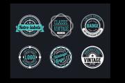I Will Amazing Vintage Logo Design 7 - kwork.com