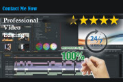 I will do professional video editing for high rank your business 5 - kwork.com