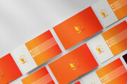 I will design professional stationery items business card letterhead 17 - kwork.com
