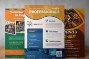 I will design business flyer and brochure in just 4 hours 11 - kwork.com