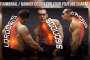 Beautiful unique design of the YouTube channel 6 - kwork.com