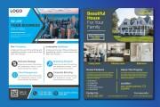 Design creative flyer 6 - kwork.com