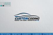I will create a modern logo, favicon for free 11 - kwork.com