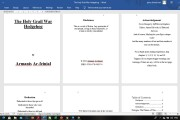 I will do book formatting and layout design and typesetting 9 - kwork.com