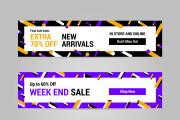 Business banners online 5 - kwork.com