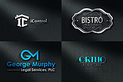 I will Do Modern Minimalist Logo design for your business 11 - kwork.com