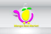 I will do a creative premium professional logo with free 3D Mockup 19 - kwork.com