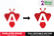 I will recreate logo or anything to vector within 2 hours 6 - kwork.com
