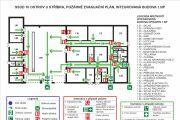 Emergency evacuation plan, map 20 - kwork.com