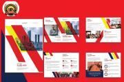 I will design professional brochure design 13 - kwork.com