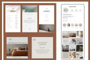 Design of post and stories instagram 9 - kwork.com
