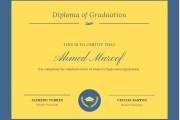 I will create professional diploma, custom certificate designs 6 - kwork.com