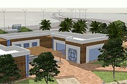 Architecture drawings, Township Layout plans, Residential Floor plans 16 - kwork.com