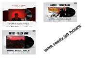 I will design a mixtape cover or album cover 6 - kwork.com