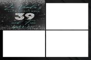 I will design 4 custom photobooth templates with your choice theme 13 - kwork.com